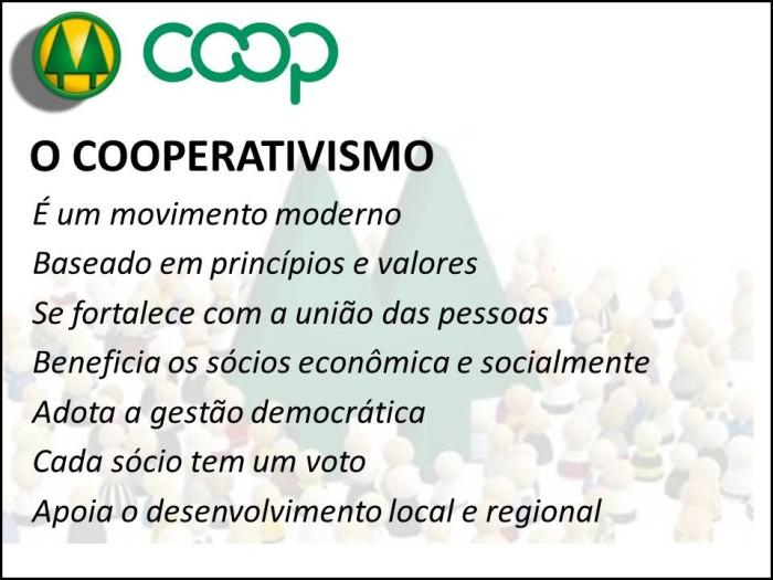 Cooperativismo e seus diferenciais