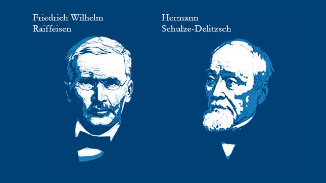 Raiffeisen e Delitzsch