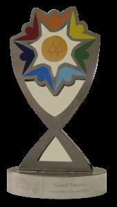 Premio Sescoop Excelencia de Gestao Sicredi Pioneira
