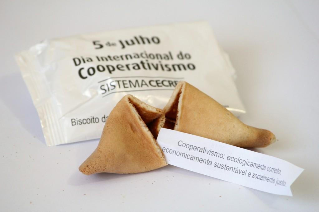 Biscoito da Sorte Sistema CECRED 014