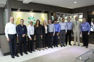 Unicred Central realiza visita técnica à Sicredi União