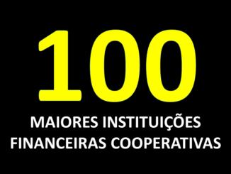 100 maiores IF cooperativas