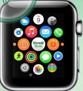 Sicredi Apple Watch