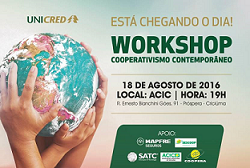 Workshop Unicred Sul Catarinense