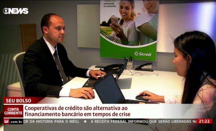 Cooperativas de Crédito na Globo News